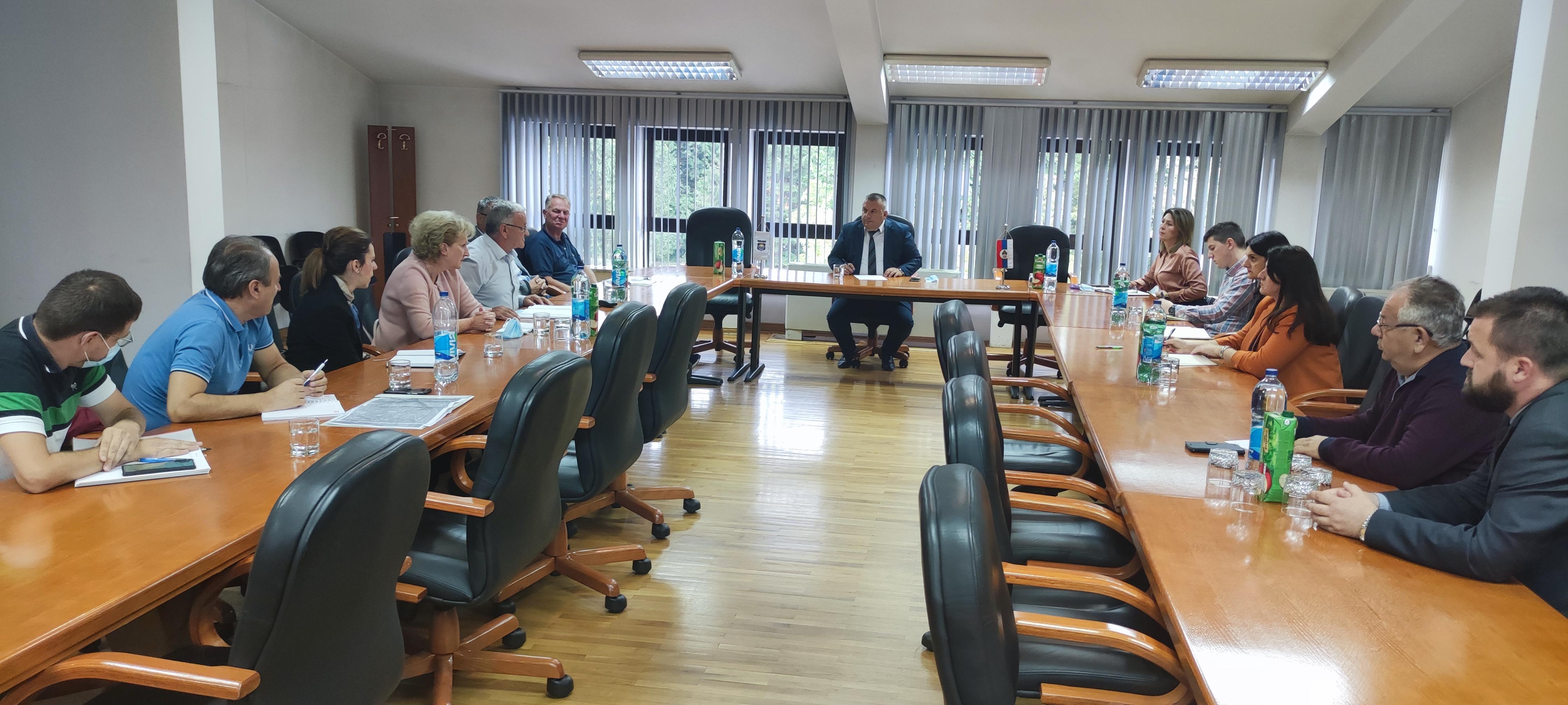 Počeo premjer katastarske opštine Tarevci